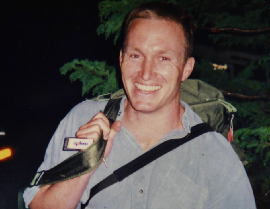 This undated photo provided by Mark and Kate Quigley shows Glen Doherty, who died in an attack on the U.S. Consulate in Libya.