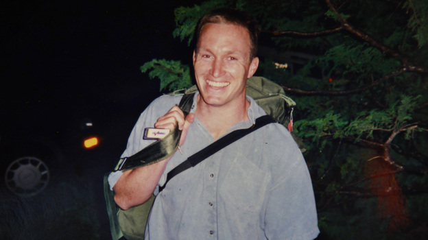 This undated photo provided by Mark and Kate Quigley shows Glen Doherty, who died in an attack on the U.S. Consulate in Libya. (AP)