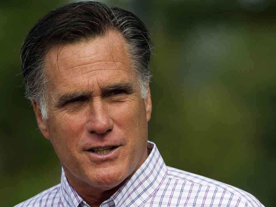 Mitt Romney's comments o