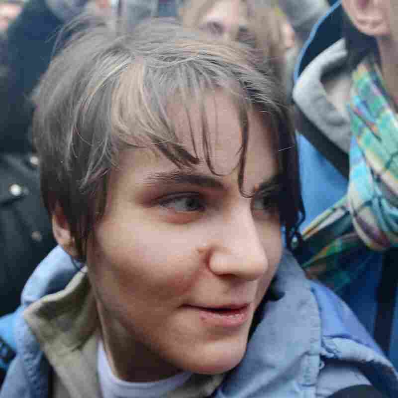 Member Of Russia's Pussy Riot Freed