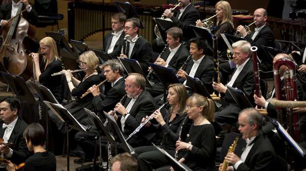 The Minnesota Orchestra is one of many orchestras around the country dealing with labor disputes. (Greg Helgeson)