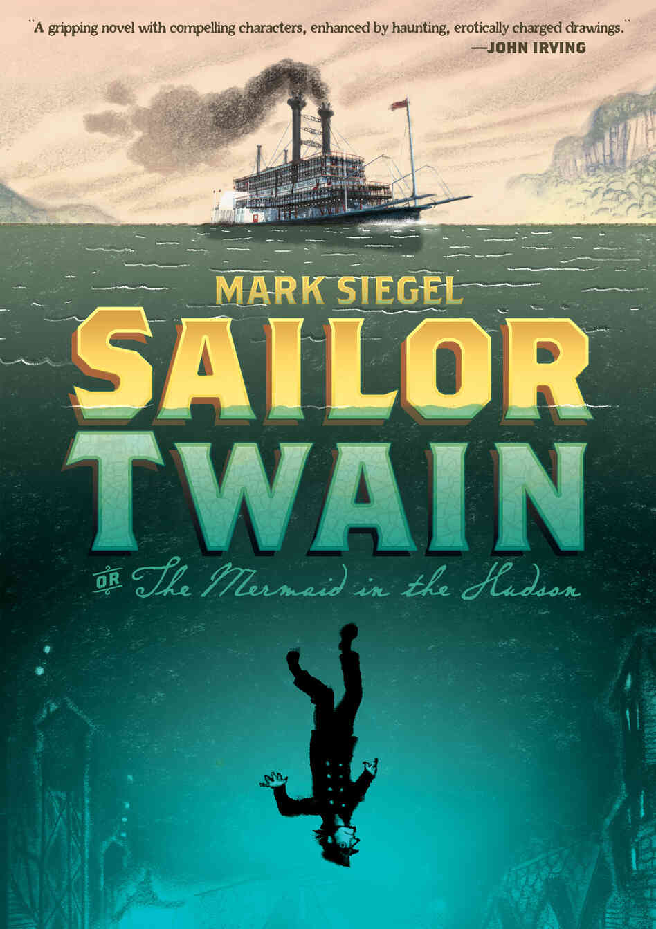 Cover, Sailor Twain