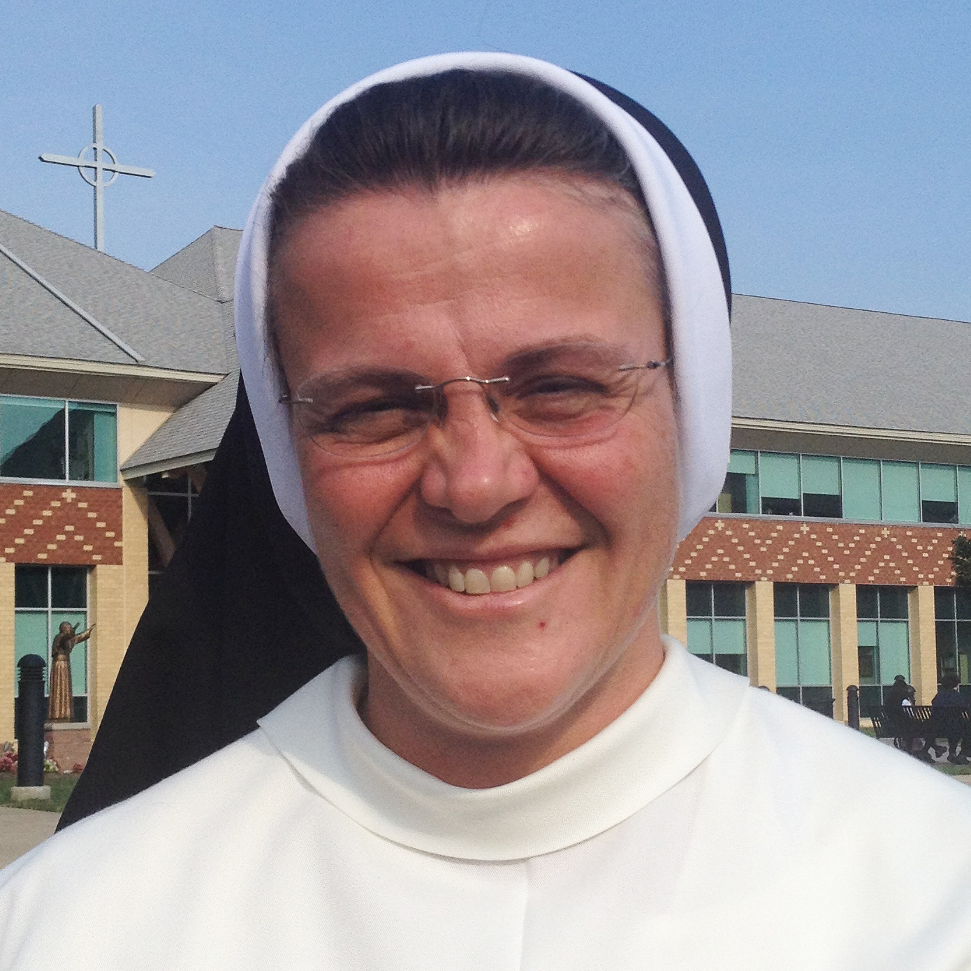 Sister Mary Jordon Hoover, principal of Pope John Paul the Great Catholic High School in Dumfries, Va., is a member of the Dominican Sisters of St. Cecilia. The order falls under the jurisdiction of the Council of Major Superiors of Women Religious, a more conservative organization.