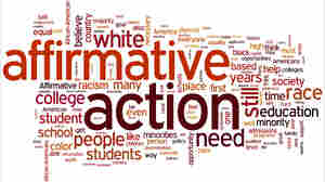 Listeners Take Stock Of Affirmative Action