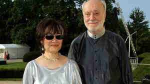 Conductor Kurt Masur and his wife Tomoko in 2010.