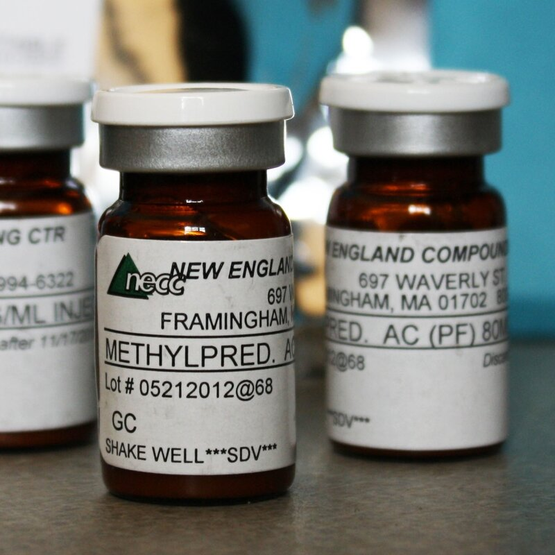 Contaminated Drug Victims Watch New England Compounding