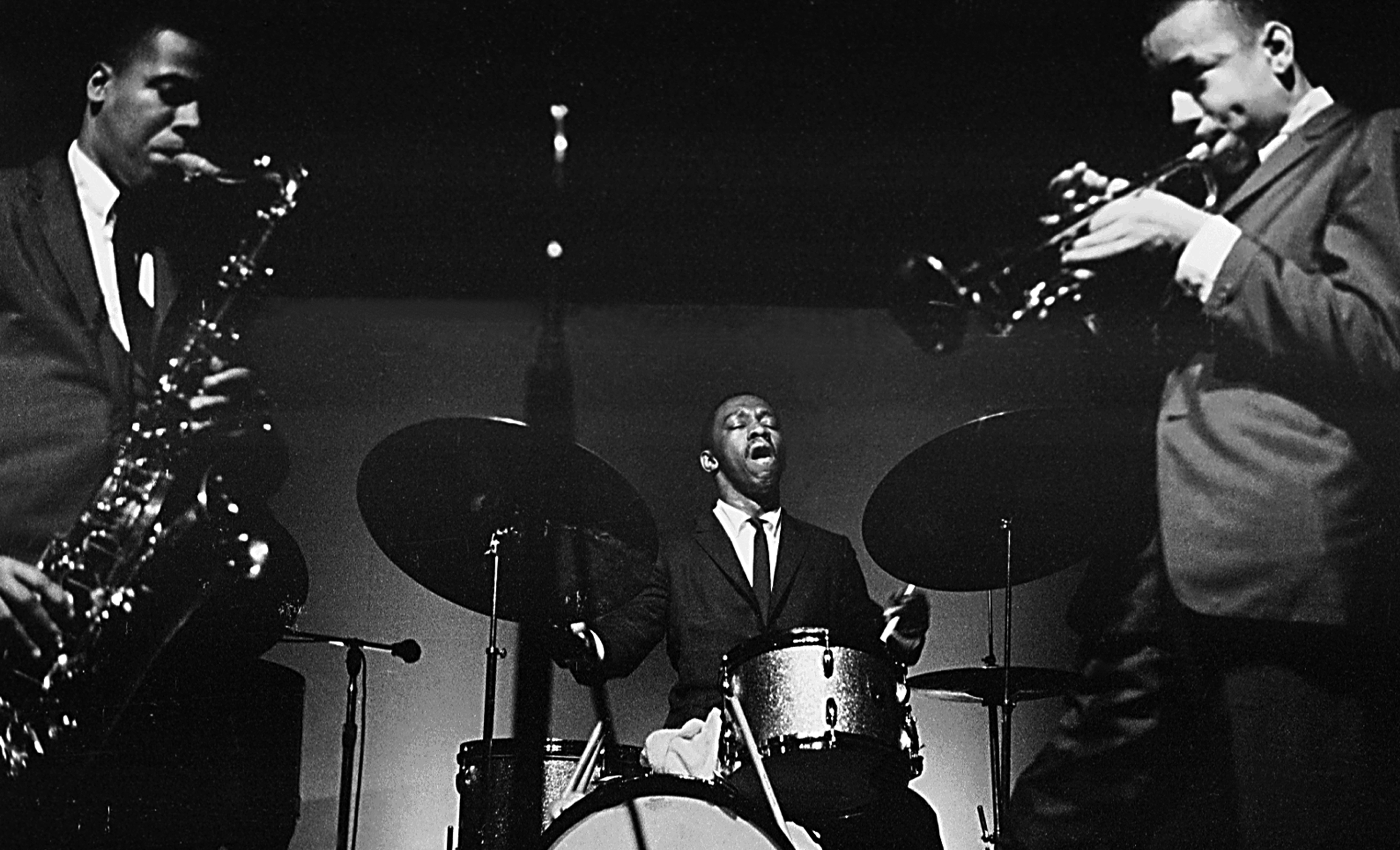 Art Blakey Quintet - A Night At Birdland, Volume One