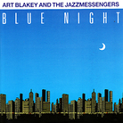 cover to Blue Night