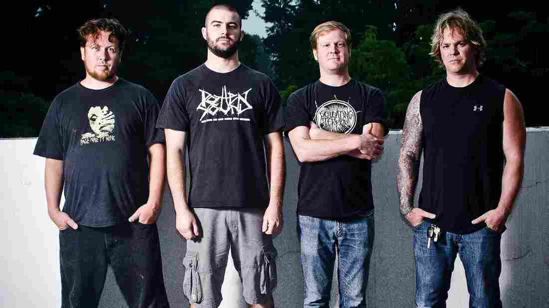 Pig Destroyer's new album, Book Burner, comes out Oct. 23.