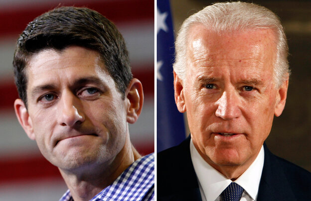 Tonight's faceoff between Vice President Joe Biden (right) and GOP Rep. Paul Ryan of Wisconsin will likely be an important stage-setter for next week's second presidential debate.