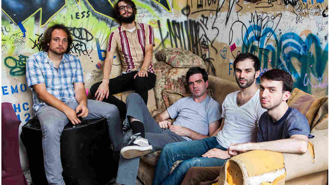 Titus Andronicus' new album, Local Business, comes out Oct. 23.