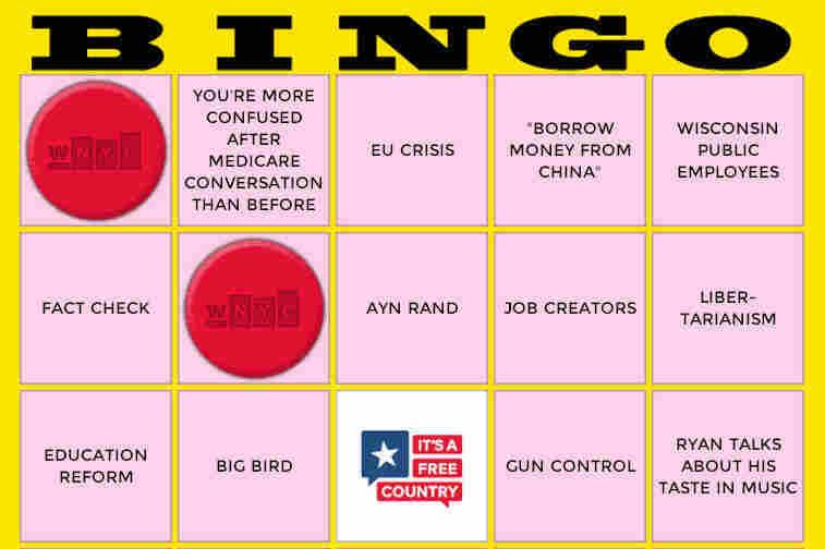 WNYC's vice presidential debate game
