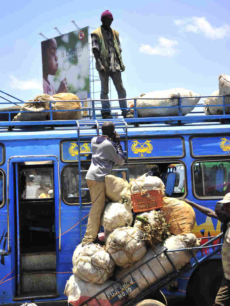 Many Kenyans, who live in cities like Nairobi, also have deep roots in rural villages and travel there often. This travel pattern plays a critical role in spreading malaria around Kenya.