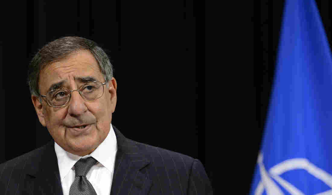 U.S. Defense Secretary Leon Panetta.