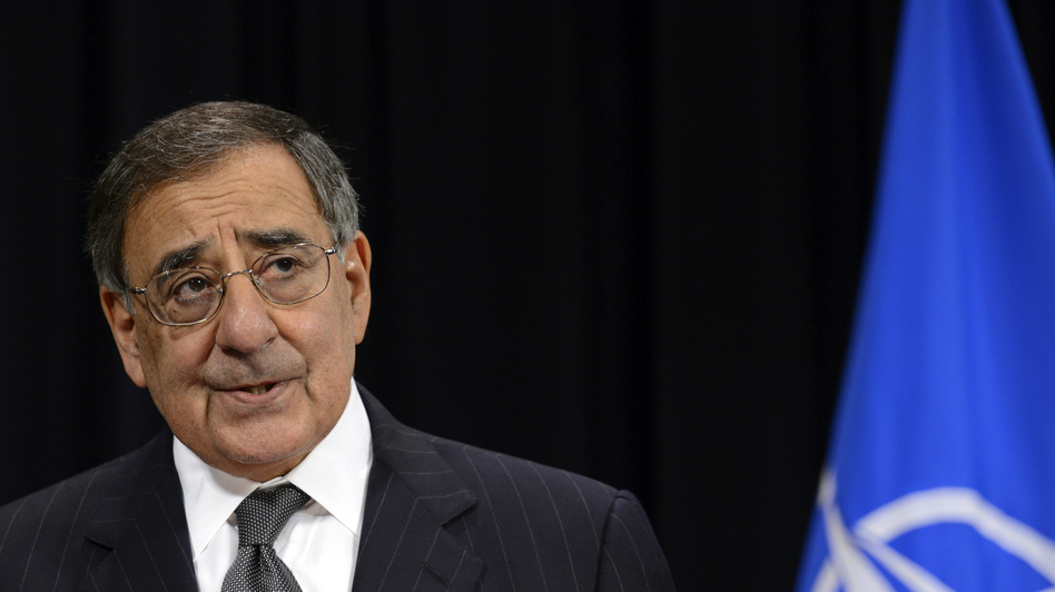 U.S. Defense Secretary Leon Panetta. (AFP/Getty Images)