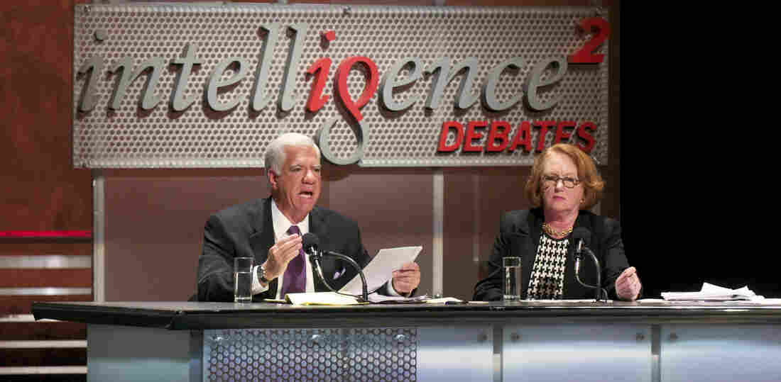 "Sally Pipes and Ken Connor argue against the motion ""Ration End-of-Life Care"" in the latest Intelligence Squared U.S. debate."