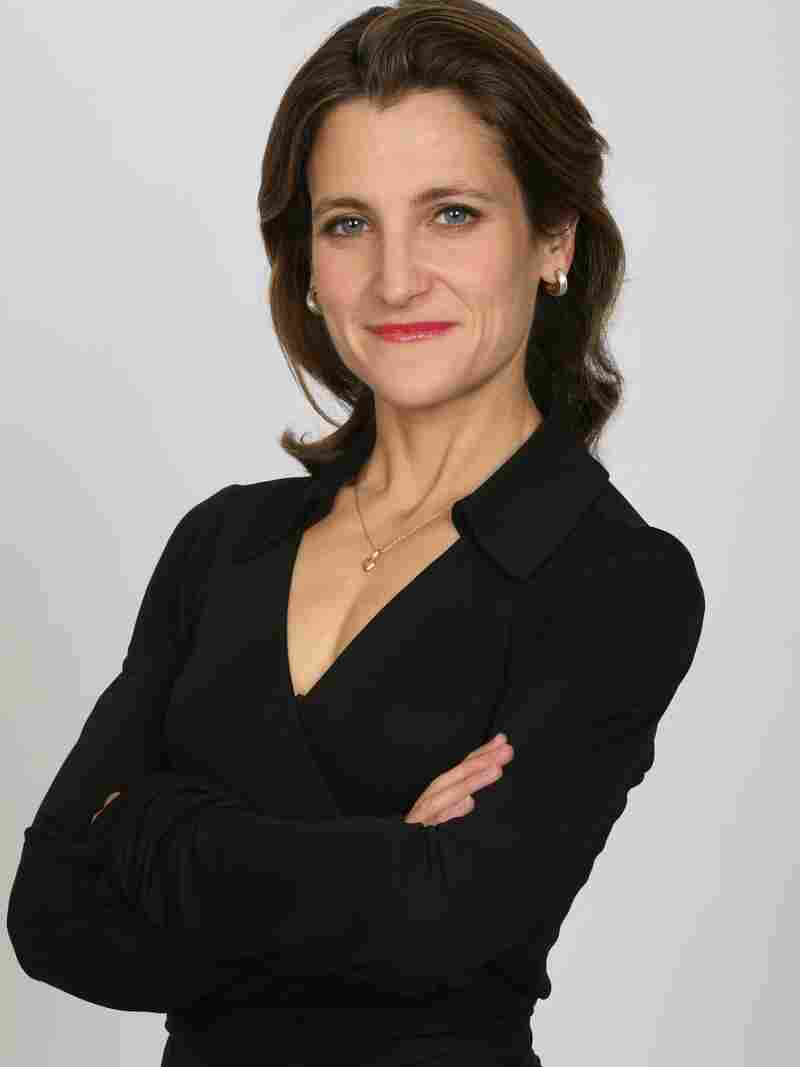 Chrystia Freeland is an editor at Reuters. Her previous book was Sale of a Century: The Inside Story of the Second Russian Revolution.