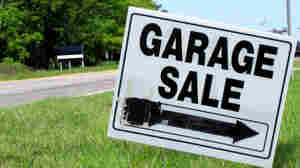Three-Minute Fiction: Garage Sale Savior