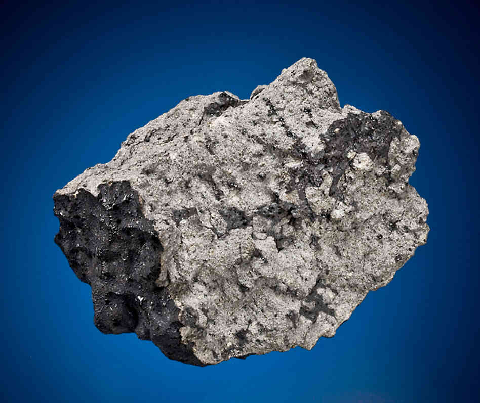 Own A Piece Of Mars: A fragment of the meteor that crashed into Tissint, Morocco, in July 2011. This piece is one of many meteorites up for auction in Manhattan on Sunday. Estimated price: $230,000-$260,000.