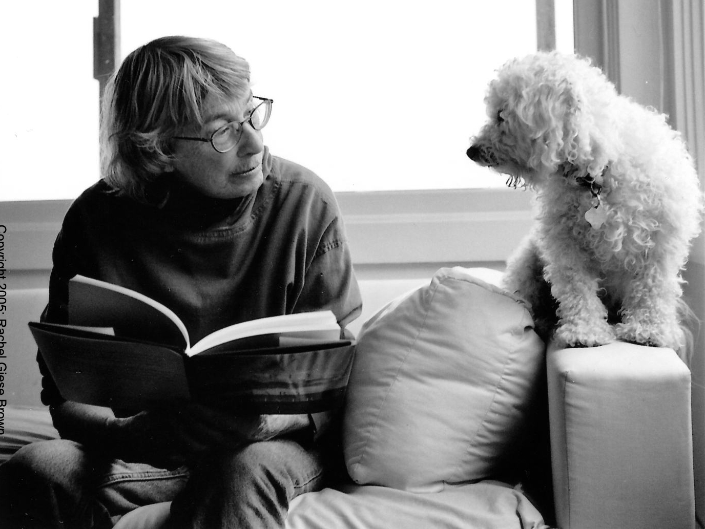 Interview: Poet Mary Oliver, Author Of 'A Thousand ...
