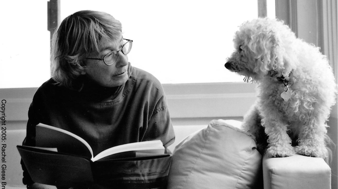 Interview: Poet Mary Oliver, Author Of 'A Thousand Mornings