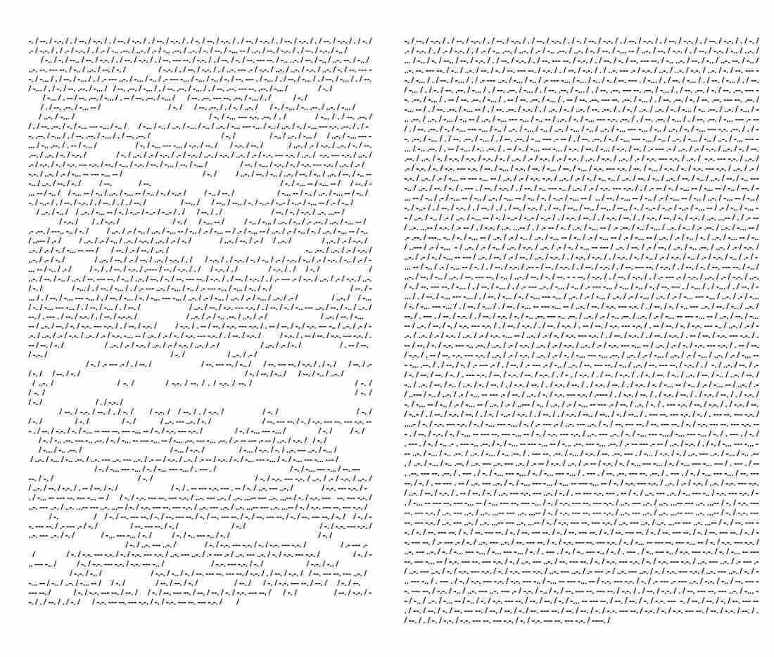 Beethoven's Sonata in Morse Code