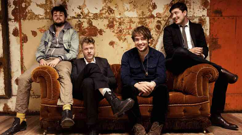 Mumford and Sons.
