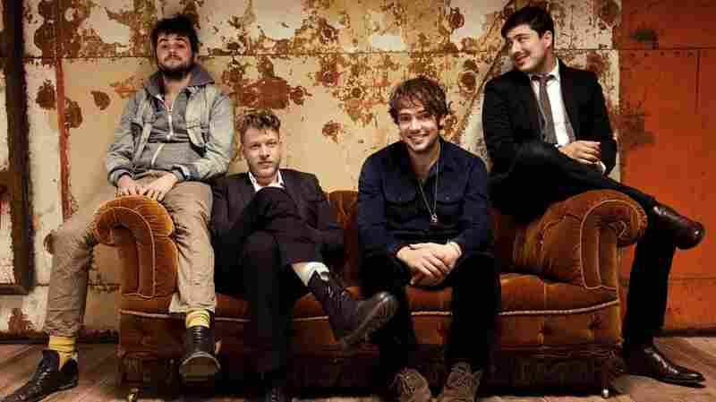 Mumford & Sons On World Cafe