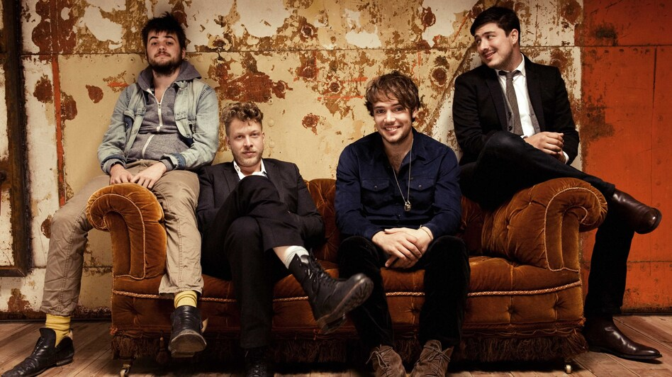 Mumford and Sons. (Courtesy of the artist)