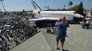 Space Shuttle Endeavour's Final Journey Adds A Day