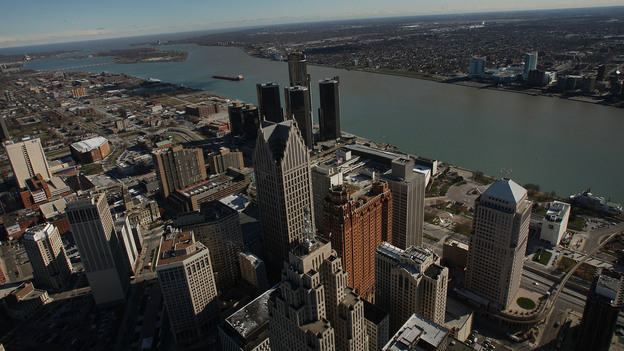 Some Detroiters think their city has gotten a bad rap. (Getty Images)