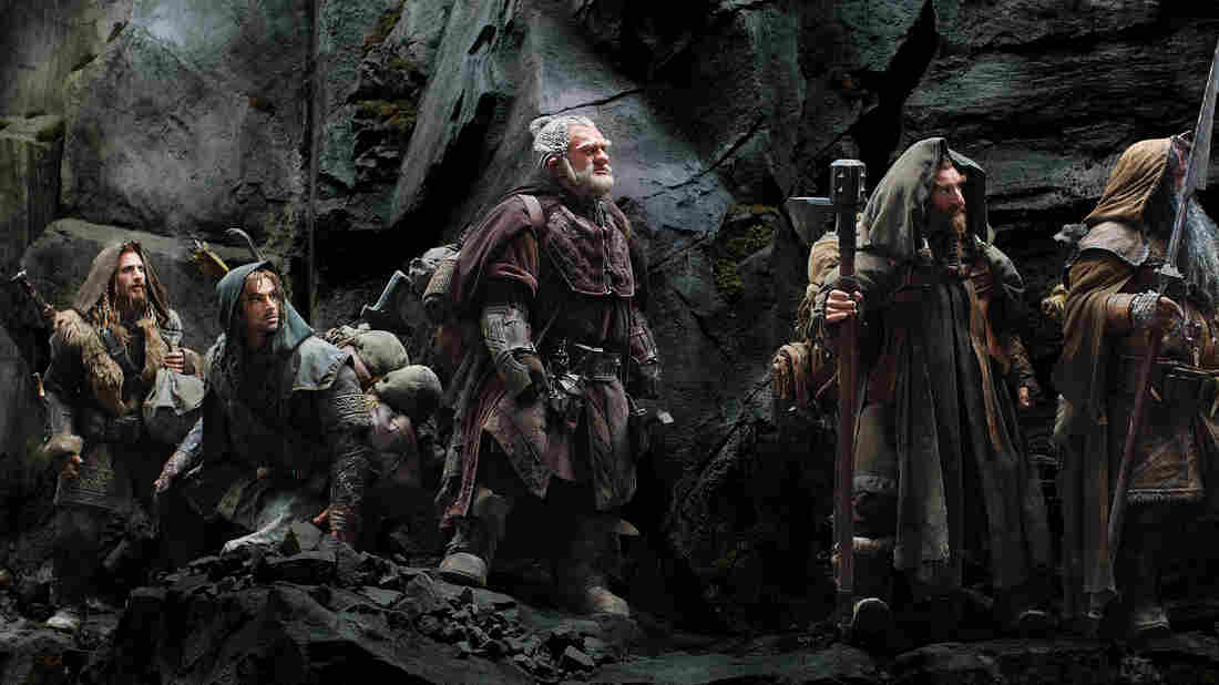 A good number of dwarves will fill the screen in the upcoming movie, The Hobbit: An Unexpected Journey, but they're just a few of the hundreds of characters J.R.R. Tolkien created for Middle-Earth.