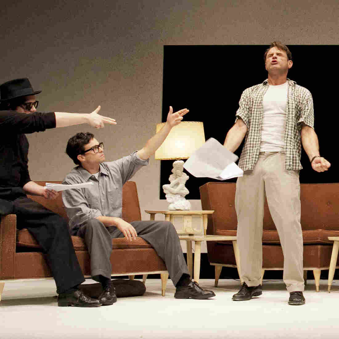 'Beat Generation,' Kerouac's Lost Play, Hits Stage
