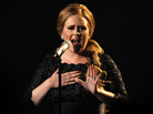 Adele singing Someone Like You at the 2011 MTV Video Music Awards in Los Angeles. That's one way to say goodbye.