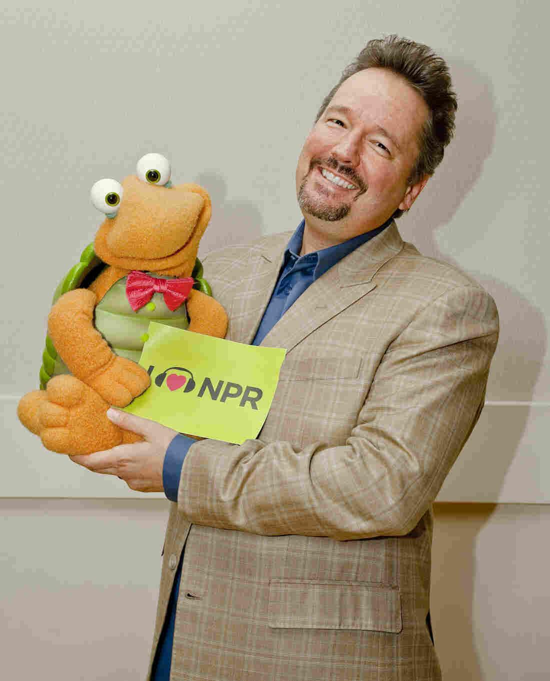 Terry Factor at NPR Member Station KNPR.