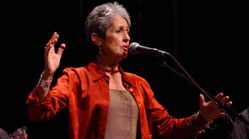 Joan Baez On Mountain Stage