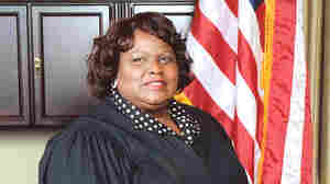 Louisiana Supreme Court Justice Bernette Johnson.