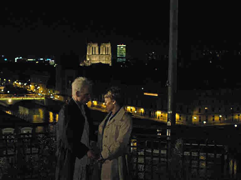 Oscar visits his former lover, Eva Grace (Kylie Minogue).