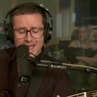 Hot Chip performs on KCRW.
