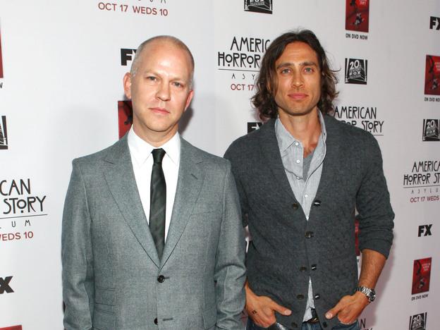 Ryan Murphy and Brad Falchuk, the creators of <em>American Horror Story,</em> are also the team behind <em>Glee</em> and <em>Nip/Tuck</em>.