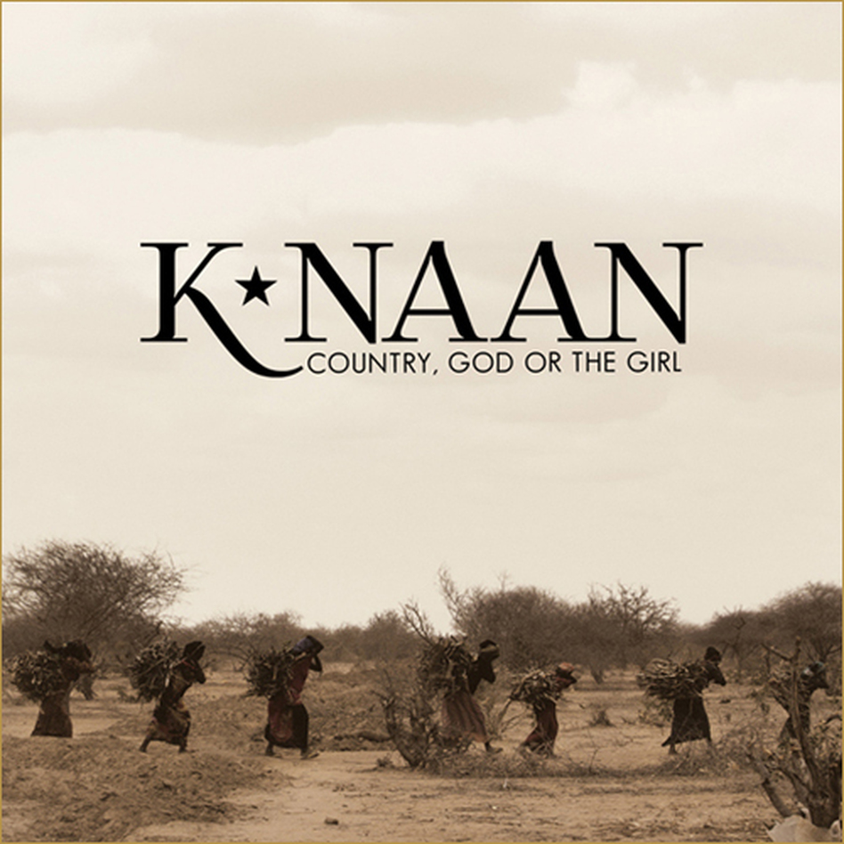 cover for K'Naan ( )