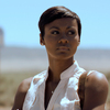 Emayatzy Corinealdi in Middle of Nowhere.