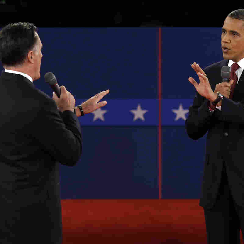 How Obama Got His Groove Back, And Other Debate Takeaways