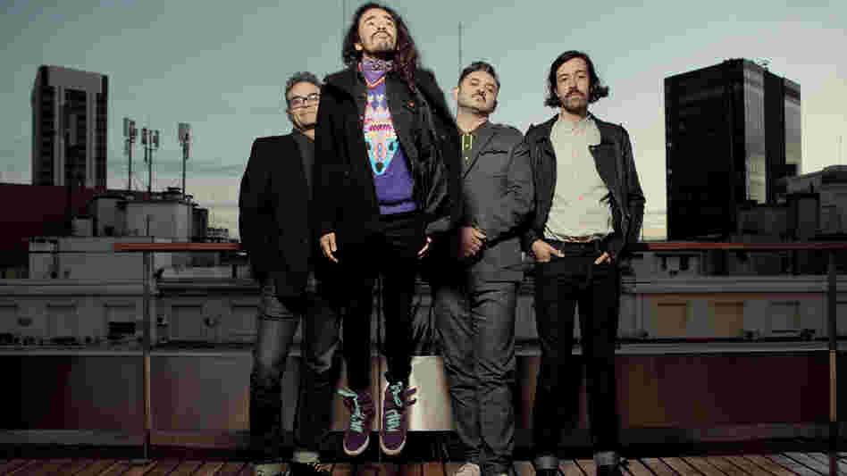 Cafe Tacvba's new album, El Objeto Antes Llamado Disco, comes out Oct. 22.