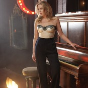 Diana Krall's latest album is titled Glad Rag Doll.