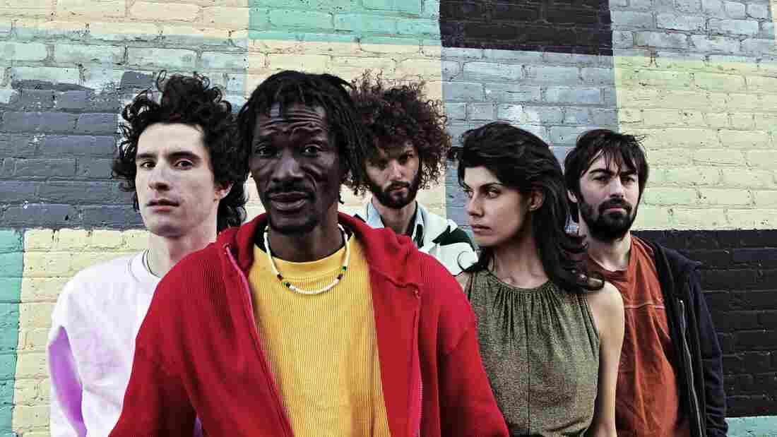 Janka Nabay and the Bubu Gang.
