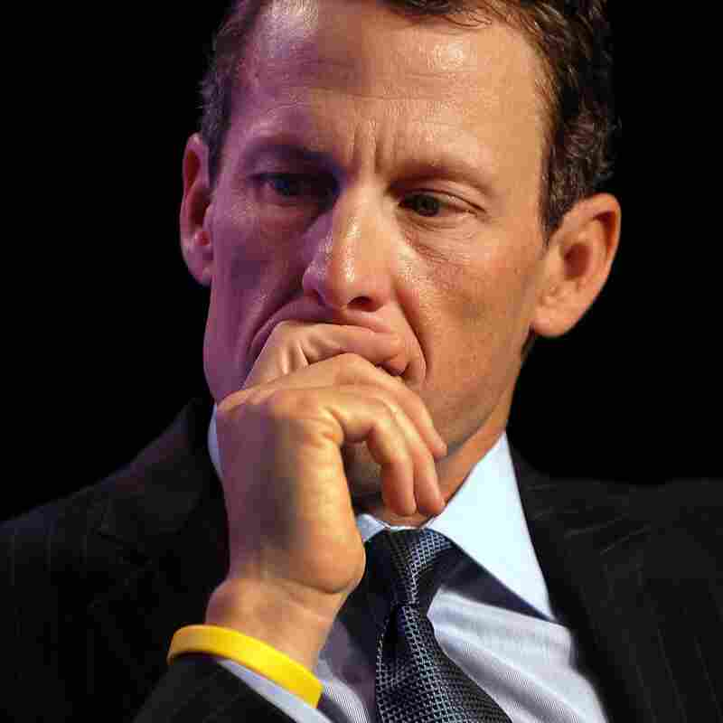 Livestrong CEO: 'We're Proud' Lance Armstrong Founded Organization