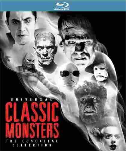 The Classic Monsters set.