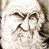 Charles Darwin diptych