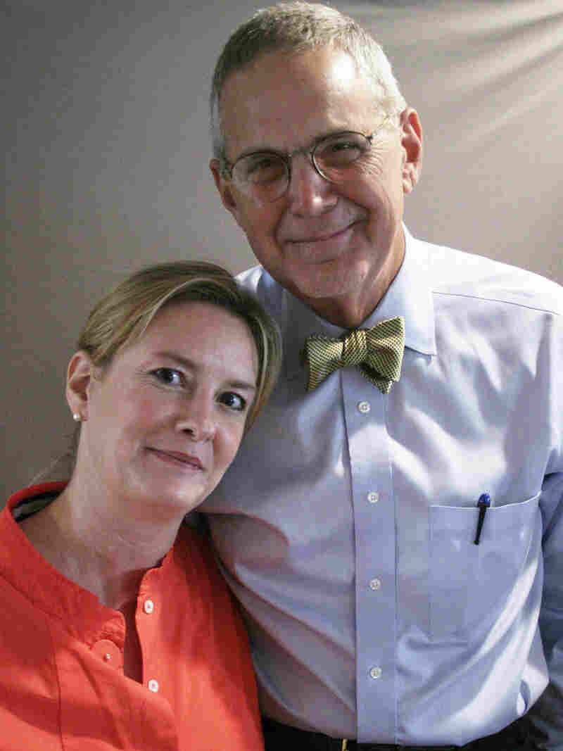 Marcela Gaviria met Dr. Dempsey Springfield when she was 12, and he performed an operation to save her leg from complications from cancer. Since then, he's performed countless operations on her.
